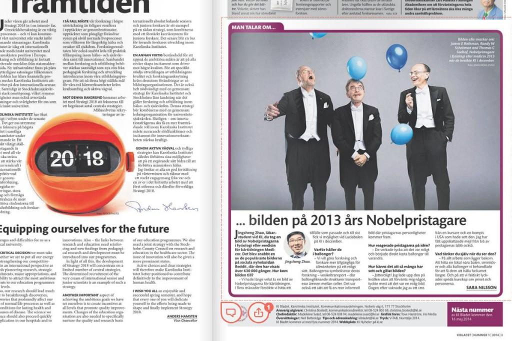 kibladet